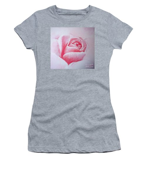English Rose Women's T-Shirt (Athletic Fit)