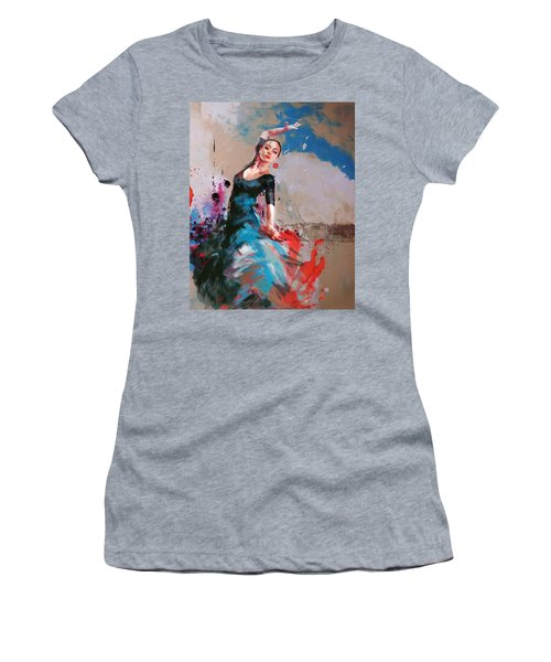 Flamenco 41 Women's T-Shirt (Athletic Fit)