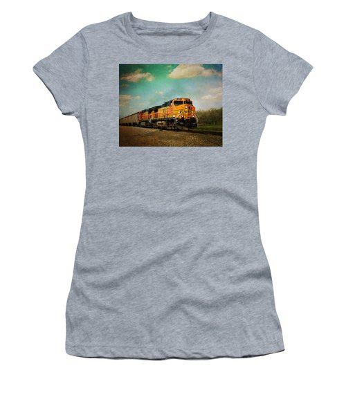 Hear The Train A Coming Women's T-Shirt