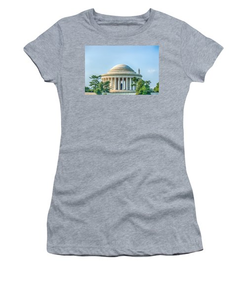 Jefferson Memorial Women's T-Shirt