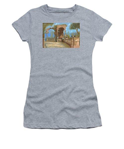 La Terrazza Sul Lago Women's T-Shirt