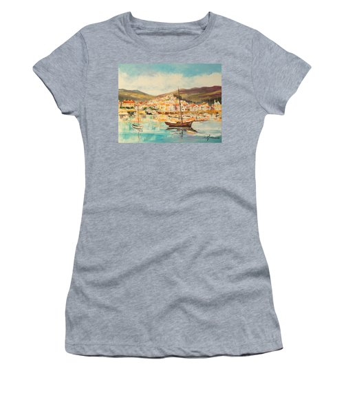 Mentone Harbour Women's T-Shirt