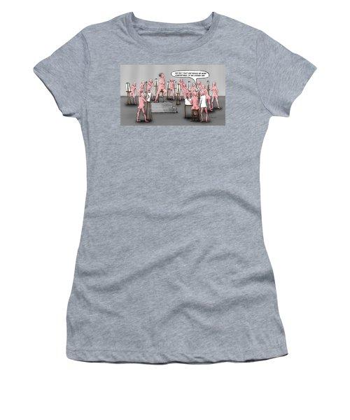 Naked Artists Women's T-Shirt