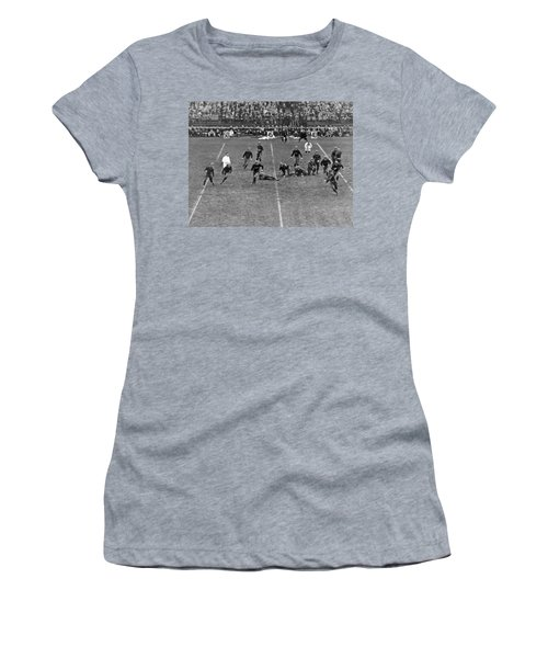 Notre Dame-army Football Game Women's T-Shirt (Athletic Fit)