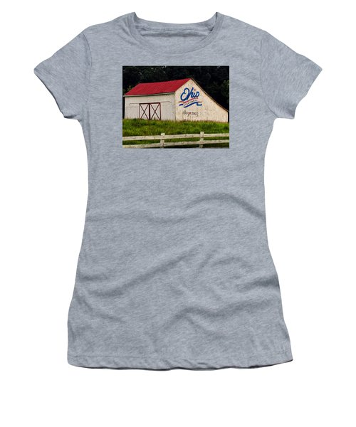 Ohio Bicentennial Barn Women's T-Shirt