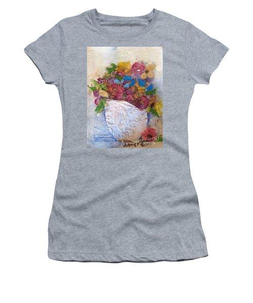Petals And Blooms Women's T-Shirt