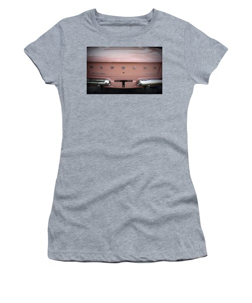 Women's T-Shirt (Junior Cut) featuring the photograph Pretty In Pink by Laurie Perry