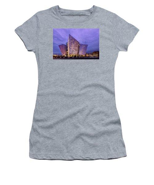 Unsinkable Women's T-Shirt