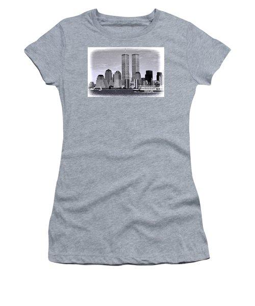 World Trade Center 3 Women's T-Shirt