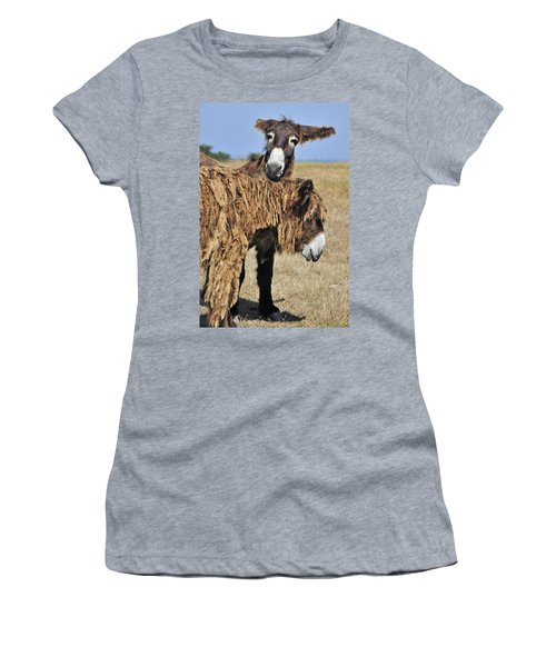 Women's T-Shirt (Junior Cut) featuring the photograph 120920p028 by Arterra Picture Library