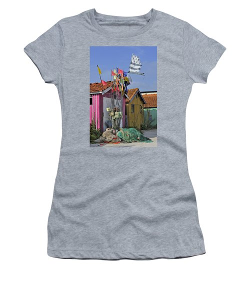 Women's T-Shirt (Junior Cut) featuring the photograph 120920p200 by Arterra Picture Library