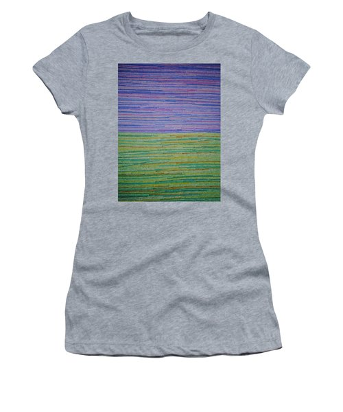 Identity Women's T-Shirt (Junior Cut) by Kyung Hee Hogg