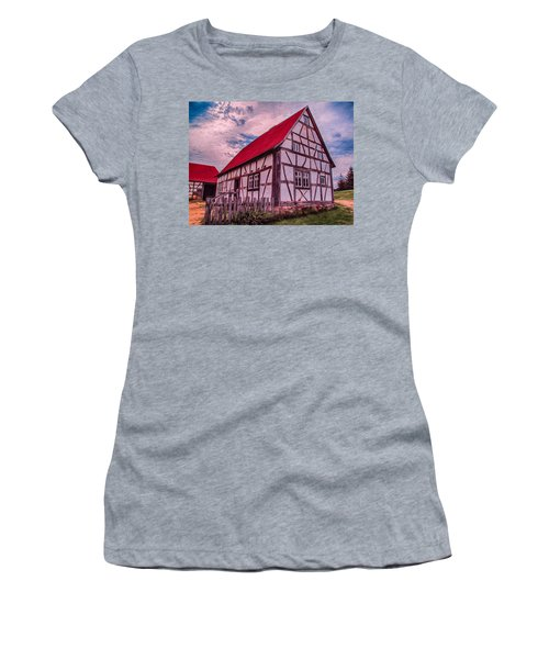 1700s German Farm Women's T-Shirt