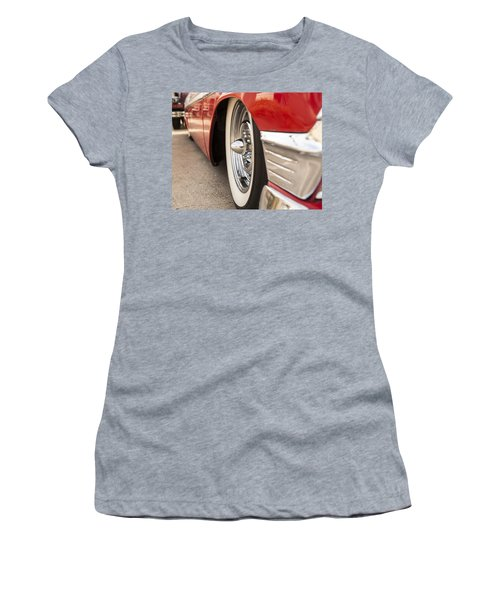 1956 Chevy Custom Women's T-Shirt (Athletic Fit)