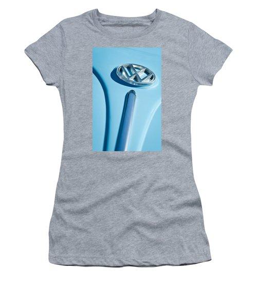 1960 Volkswagen Vw Hood Emblem Women's T-Shirt