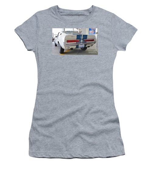 1967 Mustang Shelby Gt-350 Women's T-Shirt
