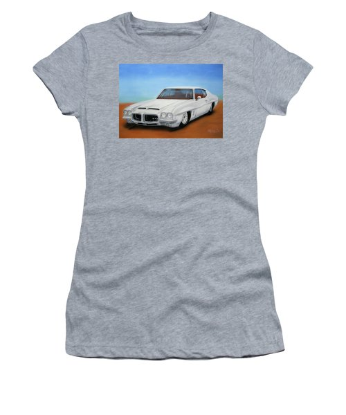 1972 Pontiac Gto Women's T-Shirt