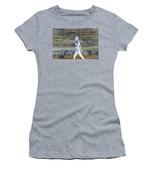 A Chance Of Something Women's T-Shirt (Athletic Fit)