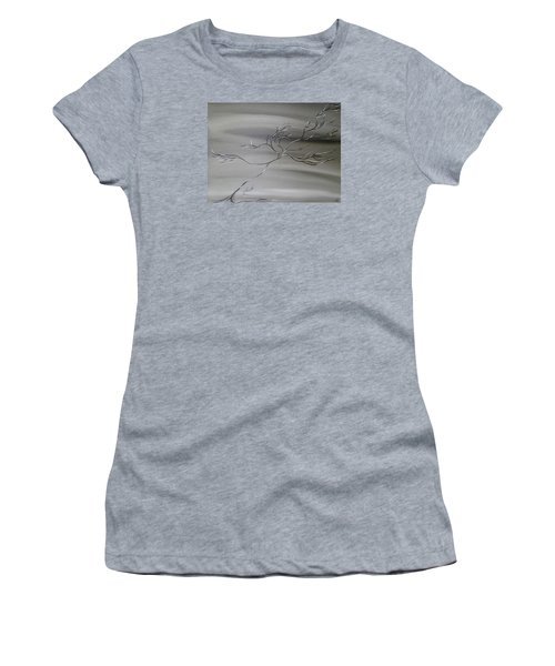 2 Colors Women's T-Shirt (Athletic Fit)