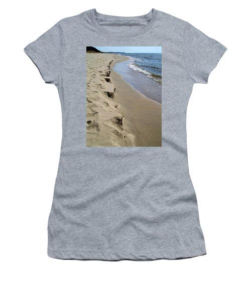 Lake Michigan Shoreline Women's T-Shirt
