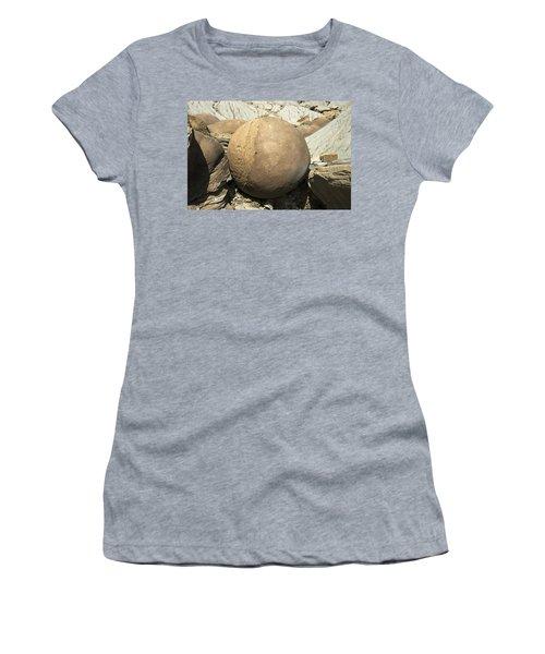 Sandstone Cannonball, North Dakota Women's T-Shirt