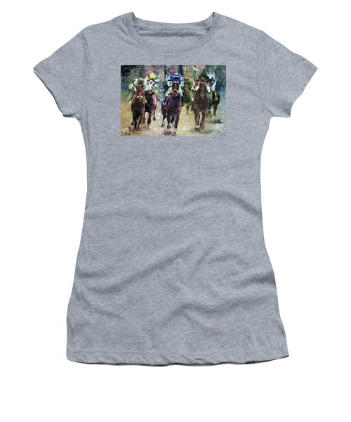 The Bets Are On Women's T-Shirt