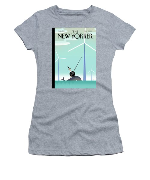 New Yorker May 10th, 2010 Women's T-Shirt