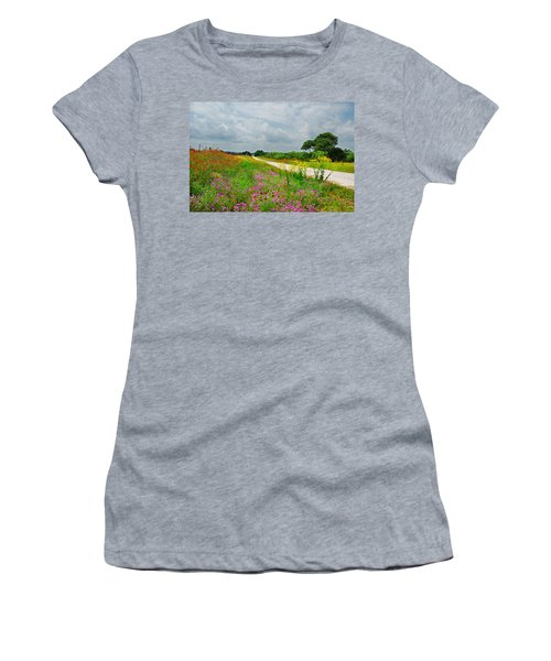 Wildflower Wonderland Women's T-Shirt