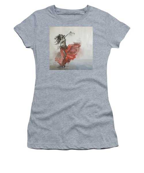 Belly Dancer 4 Women's T-Shirt