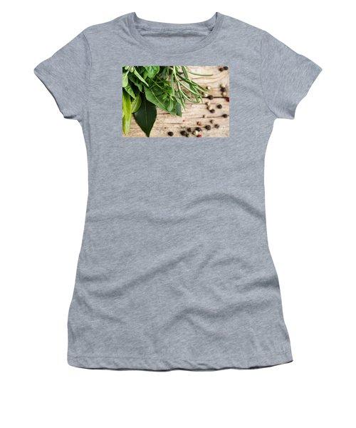 Kitchen Herbs Women's T-Shirt