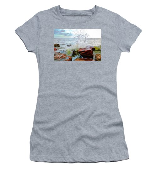 Quintana Jetty Women's T-Shirt (Athletic Fit)