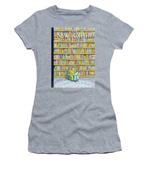 New Yorker October 18th, 2010 Women's T-Shirt