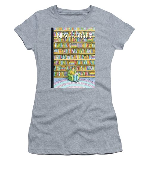 New Yorker October 18th, 2010 Women's T-Shirt