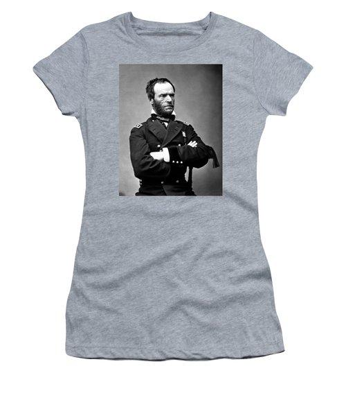 General William Tecumseh Sherman Women's T-Shirt
