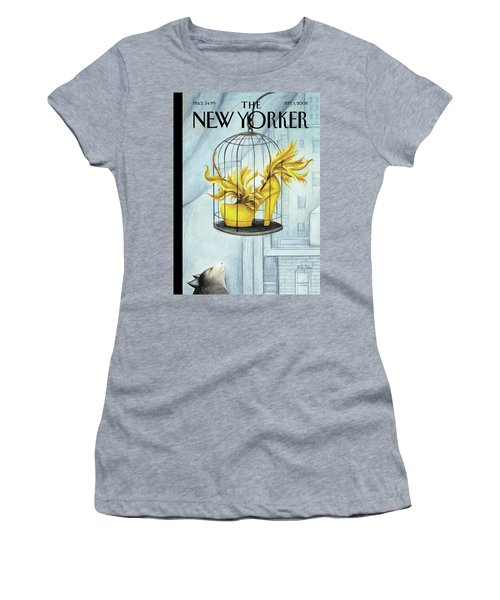 New Yorker September 1st, 2008 Women's T-Shirt