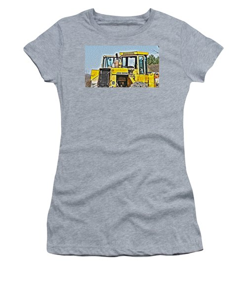 644e - Automotive Recycling Women's T-Shirt (Athletic Fit)