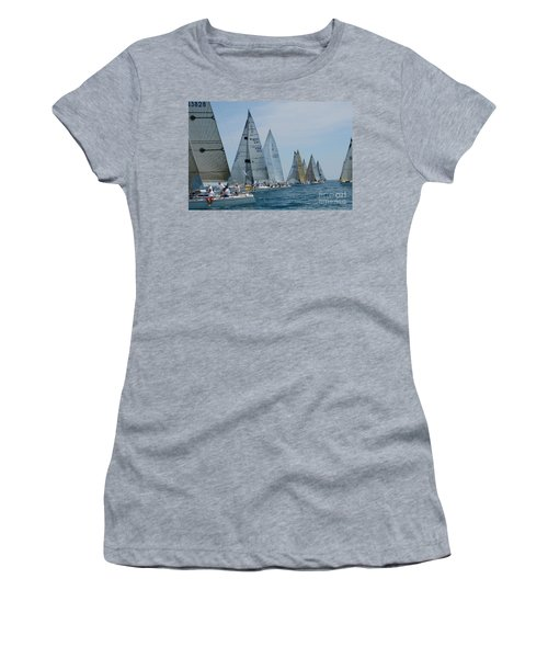 Sailboat Race Women's T-Shirt
