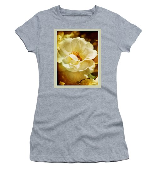 A Bee And Rose Women's T-Shirt