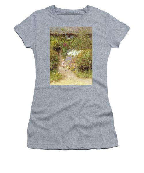 A Cottage At Redlynch Women's T-Shirt