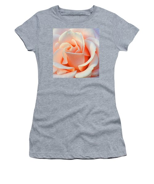 A Delicate Rose Women's T-Shirt (Athletic Fit)