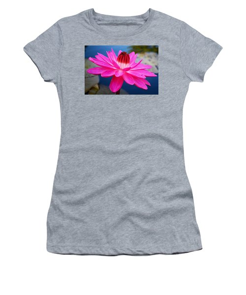A Flower And A Dream... Women's T-Shirt