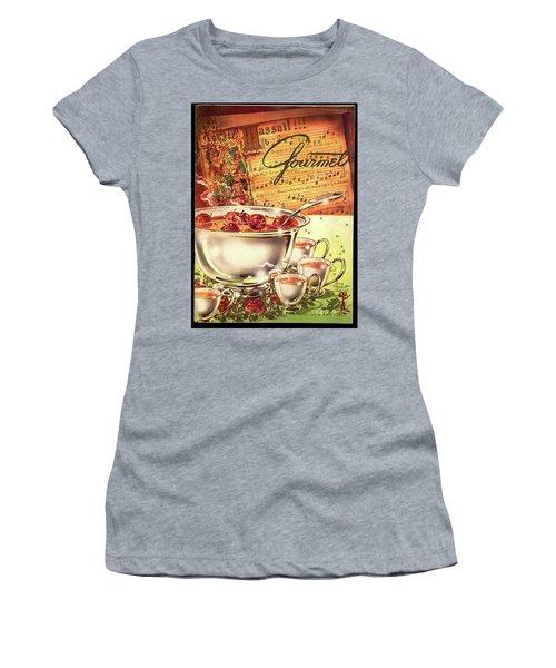 A Gourmet Cover Of Apples Women's T-Shirt