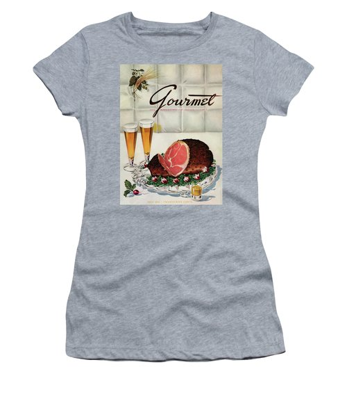 A Gourmet Cover Of Ham Women's T-Shirt