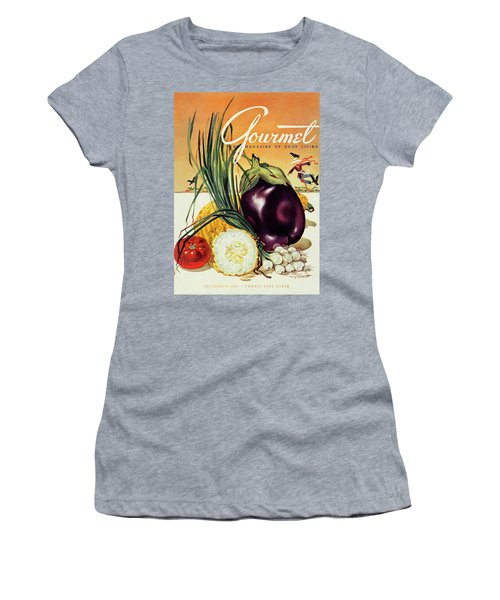 A Gourmet Cover Of Vegetables Women's T-Shirt
