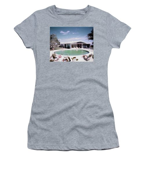 A House In Miami Women's T-Shirt