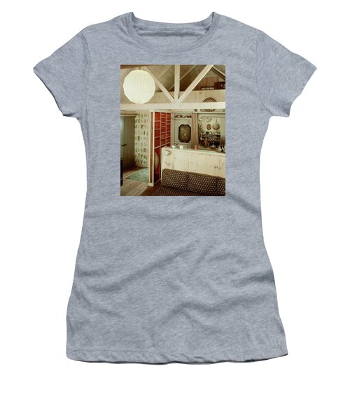 A Rustic Kitchen Women's T-Shirt
