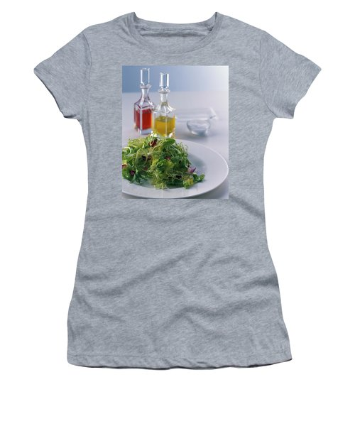 A Salad With Dressings Women's T-Shirt
