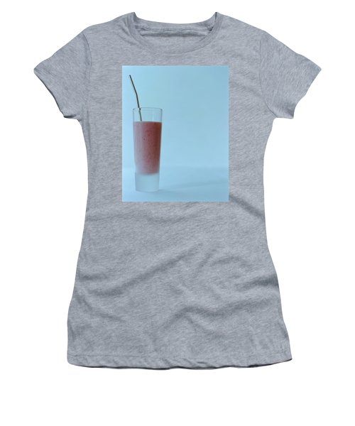 A Strawberry Flavored Drink Women's T-Shirt