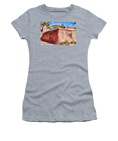 Abandoned Women's T-Shirt (Athletic Fit)