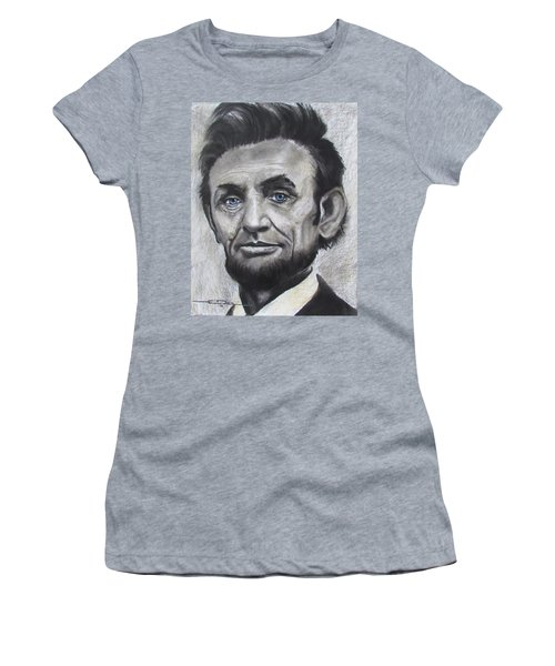 Abraham Lincoln Women's T-Shirt